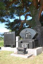 お墓撮影2