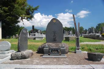 お墓撮影7