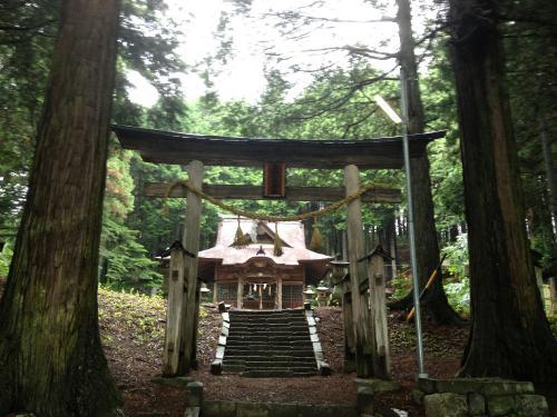 箕輪古田神社3