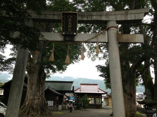 箕輪南宮神社1