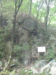 つり橋滝左