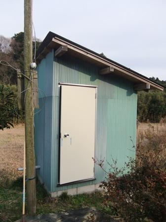 2010.12.30井戸小屋