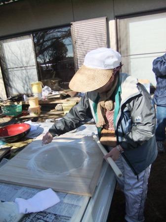 2011.2.13 23年の味噌作り 004
