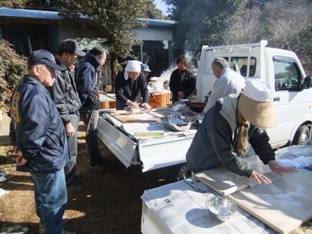 2011.2.13 23年の味噌作り 005
