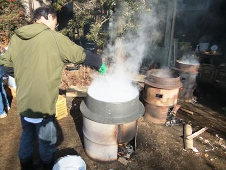 2011.2.13 23年の味噌作り 002