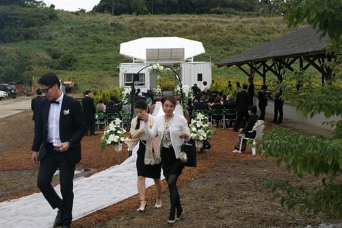 2011.10.22 農場での結婚式② 003