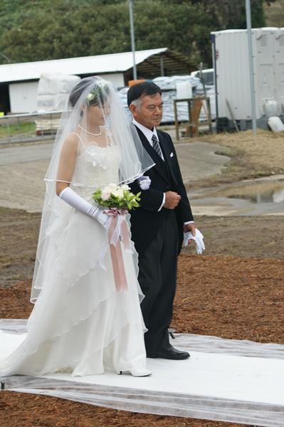 2011.10.22 農場での結婚式② 023