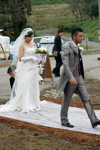 2011.10.22 農場での結婚式② 014
