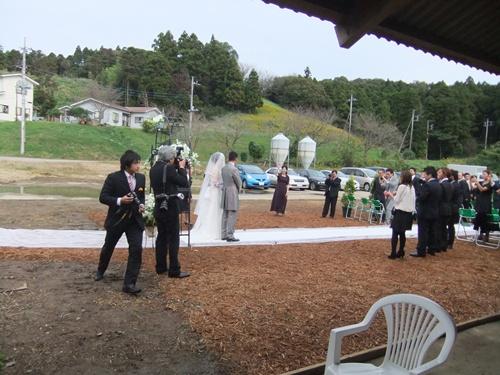 2011.10.22 農場での結婚式 025