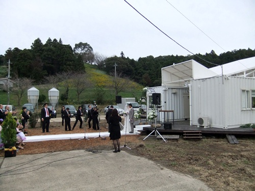 2011.10.22 農場での結婚式 001