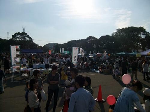 2011.11.13 市民会館祭り (1)