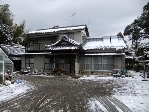 2013.2.20 残り雪庭(滝の谷津) 007 (1)