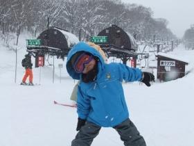 年少 スキー