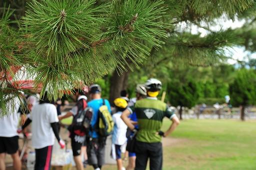 第4チェックポイント日吉津村海浜運動公園