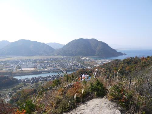 沓井裏山トレッキング02