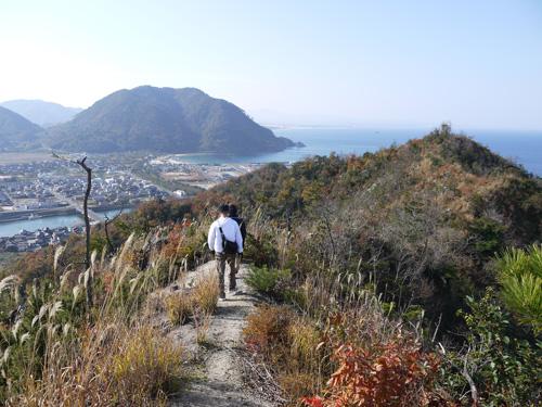 沓井裏山トレッキング04