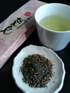 玄米茶100527