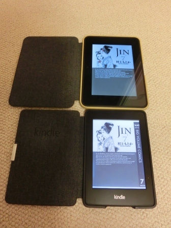 kindle paperwhite 7