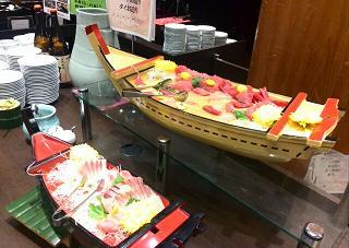 箕面大江戸温泉ディナー3