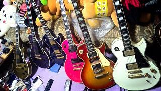 シンディーさんギター