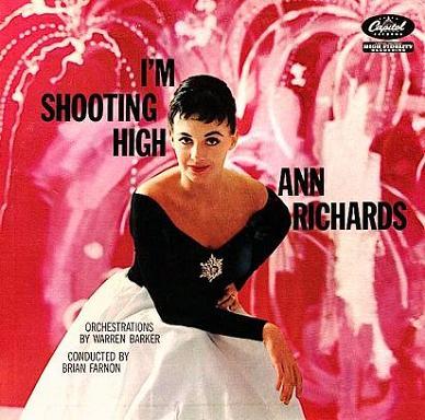Ann Richards Im Shooting High Capitol T 1087