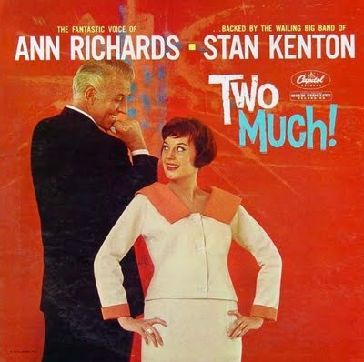 Ann Richards Two Much! Capitol T 1495