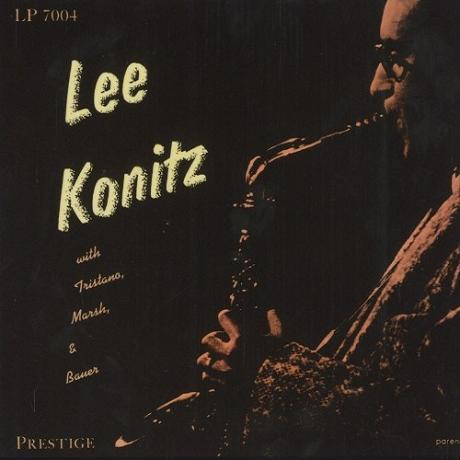 Lee Konitz With Tristano,  Bauer Prestige PRLP 7004