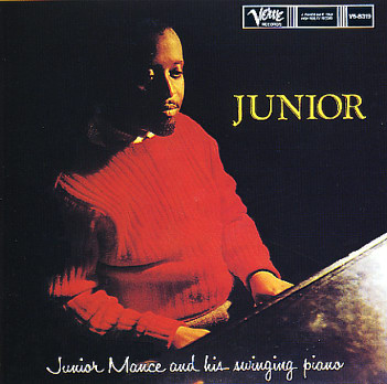 Junior Mance And His Swinging Piano Verve MG V-8319