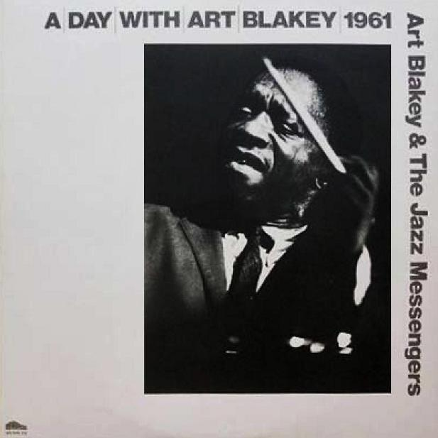 Art Blakey A Day With Art Blakey 1961 Baybridge UPS-2148~9-B