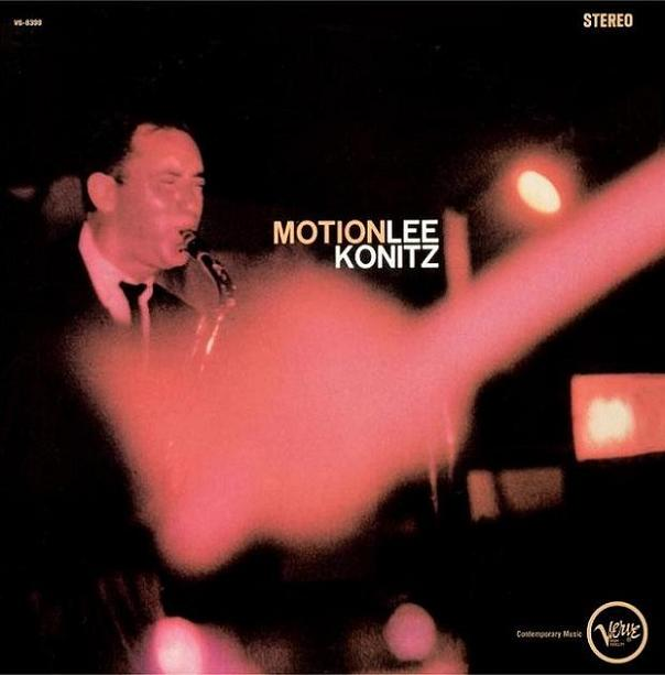 Lee Konitz Motion Verve V6-8399