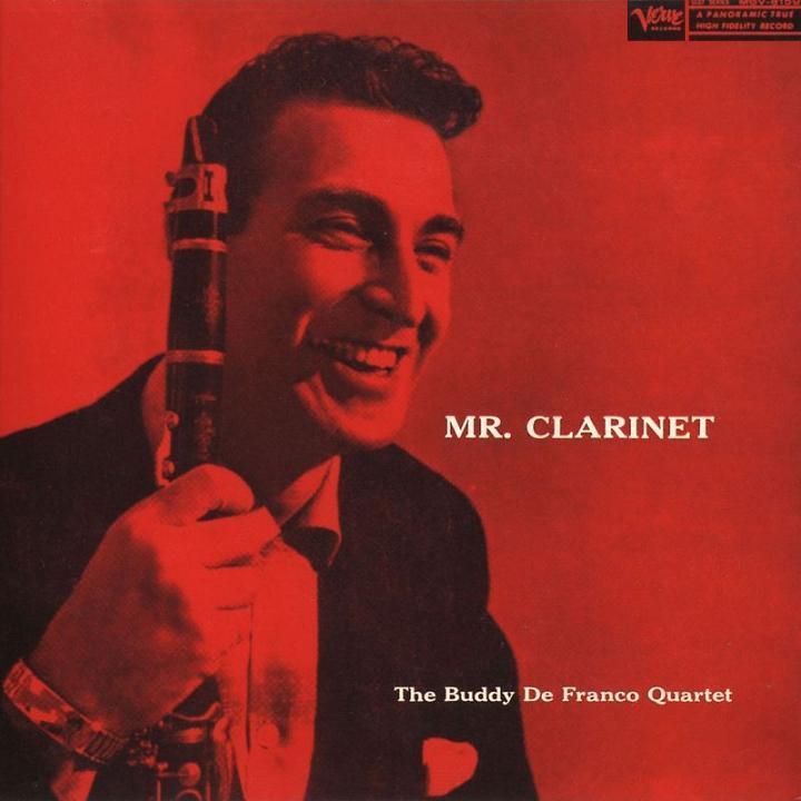 Buddy DeFranco Mr. Clarinet Verve MG V-8159