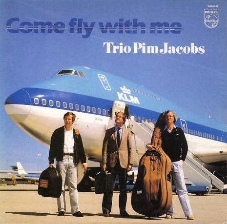 Pim Jacobs Come Fly With Me Philips 6423 529