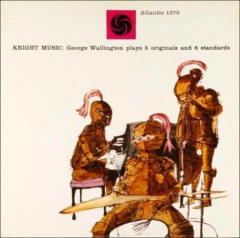 George Wallington Knight Music Atlantic 1275