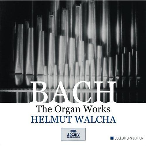 Helmut Walch J.S.Bach Organ Works stereo