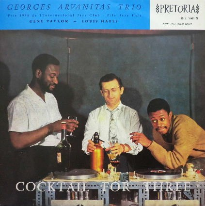 Georges Arvanitas Cocktail For Three Pretoria 30J3003