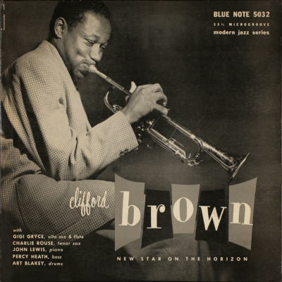 Clifford Brown Blue Note BLP 5032