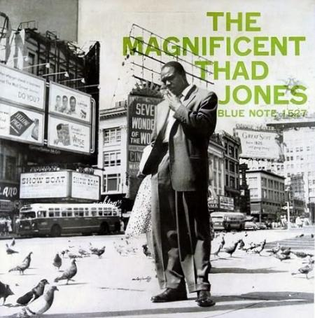 Thad Jones The Magnificent Blue Note BLP 1527