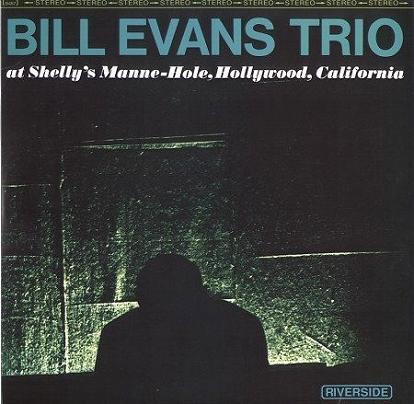 Bill Evans Shellys Manne Hole Riverside RLP-9487