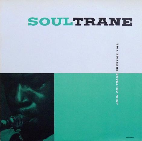 John Coltrane Soultrane Prestige PRLP 7142