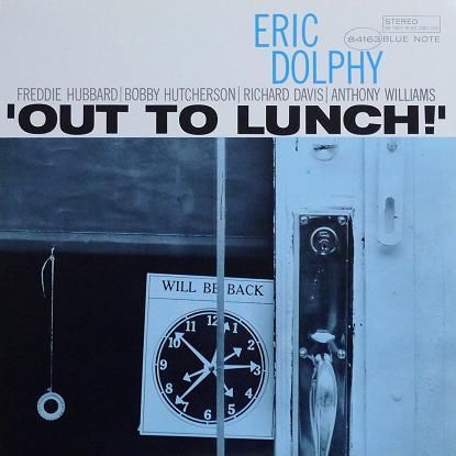 Eric Dolphy Out To Lunch Blue Note BST 84163