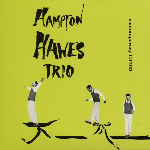 Hampton Hawes Trio Vol.1 Contemporary C3505