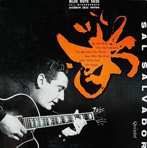Sal Salvador Quintet Blue Note BLP 5035