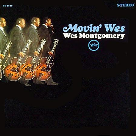 Wes Montgomery Moovin Wes Verve V6-8610