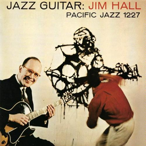 Jim Hall Jazz Guitar Pacific Jazz PJ 1227