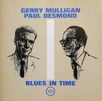 Gerry Mulligan Paul Desmond Blues In Time Verve