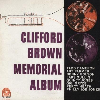 Clifford Brown Memorial Album Prestige PR 16008-2