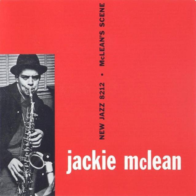 Jackie Mclean McLeans Scene New Jazz NJLP 8212