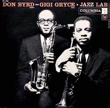 Donald Byrd Gigi Gryce Jazz Lab Columbia CL 998
