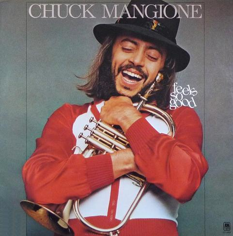 Chuck Mangione Feels So Good AM SP-4658