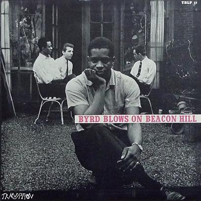 Donald Byrd Blows On Beacon Hill Transition TRLP 17